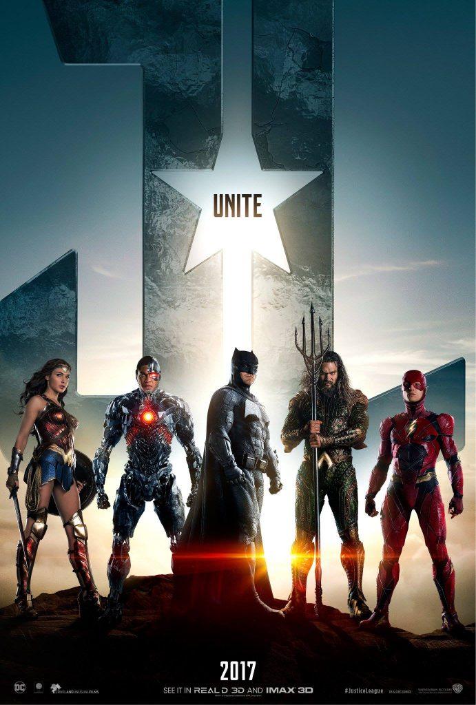 Justice League : la bande-annonce qui t'en met plein la vue !