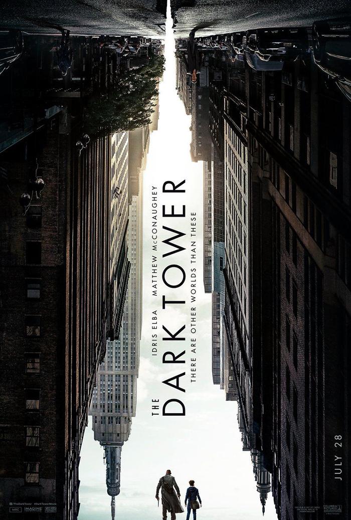 La Tour Sombre s'affiche avec un premier poster officiel !