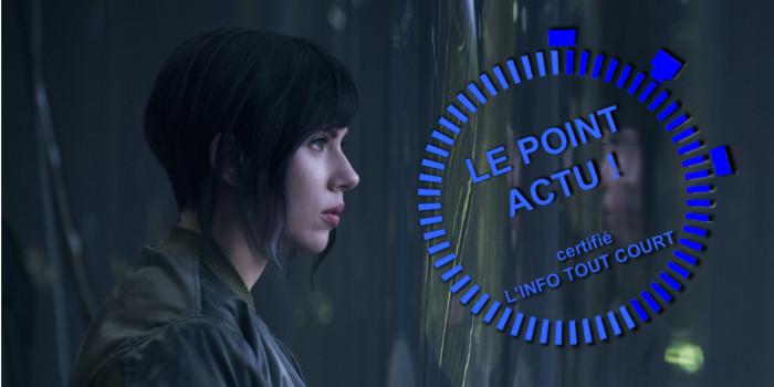 Le résumé de l'actualité Cine/Série du 29 mars 2017