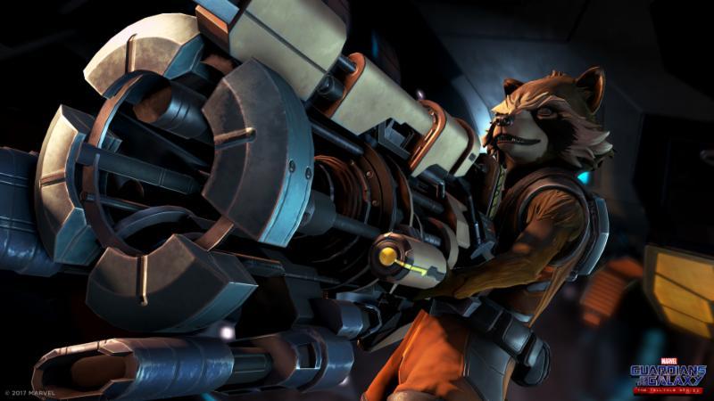Marvel's Guardians of the Galaxy The Telltale Series, voici les premières images !