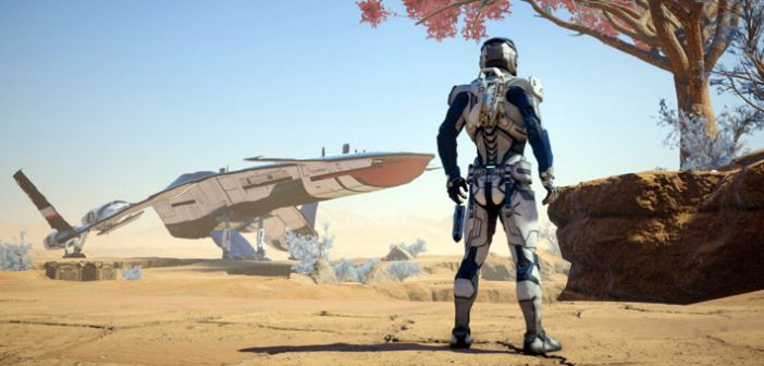 Mass Effect Andromeda arrivant à grands pas, Electronic Arts lancera une version d'essai de leur nouveau volet pour une durée de 10 heures. Oui mais...