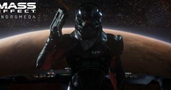 Mass Effect Andromeda dévoile son trailer de lancement explosif