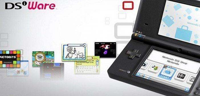 Comme annoncé il y a plusieurs mois, big N a pris la décision de donner le coup de grâce à sa plateforme d'achat, le DSiWare !
