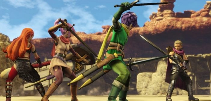 Nintendo Switch Dragon Quest Heroes 1 et 2 sera édité en occident par...