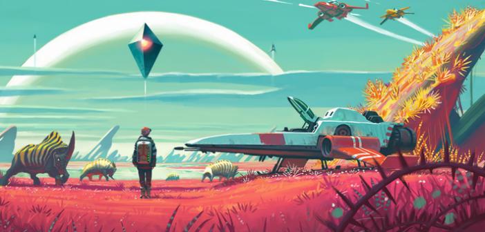 No Man's Sky : quand sortira la prochaine mise à jour Path Finder ?
