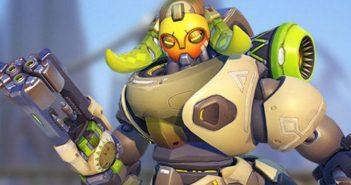 Overwatch : mauvaise nouvelle, le robot Orisa s'est fait péter les boulons !