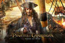 Le studio coréen Joycity nous annonce fièrement l'arrivée prochaine de leur futur jeu mobile, Pirates of the Caribbean Tides of War.
