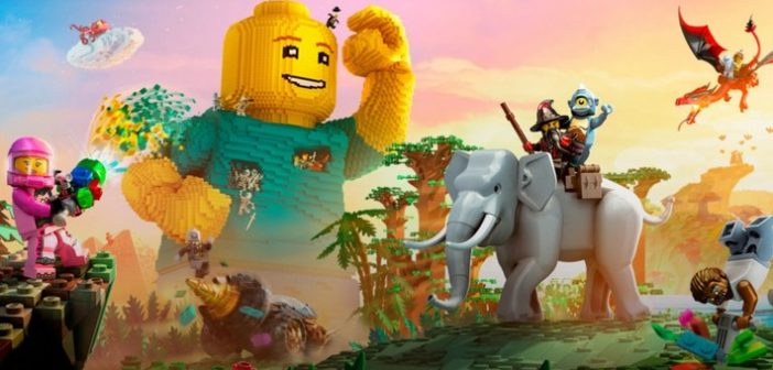 [Preview] Lego Worlds