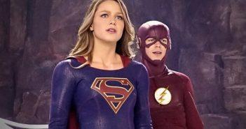 Supergirl/The Flash en duo dans le teaser du crossover musical