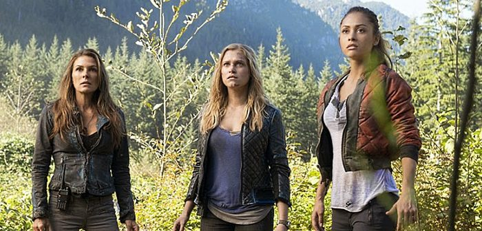 The 100 : top 5 des moments forts de l'épisode 5 de la saison 4 ! Spoilers