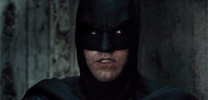 The Batman un autre film en tournage à la place