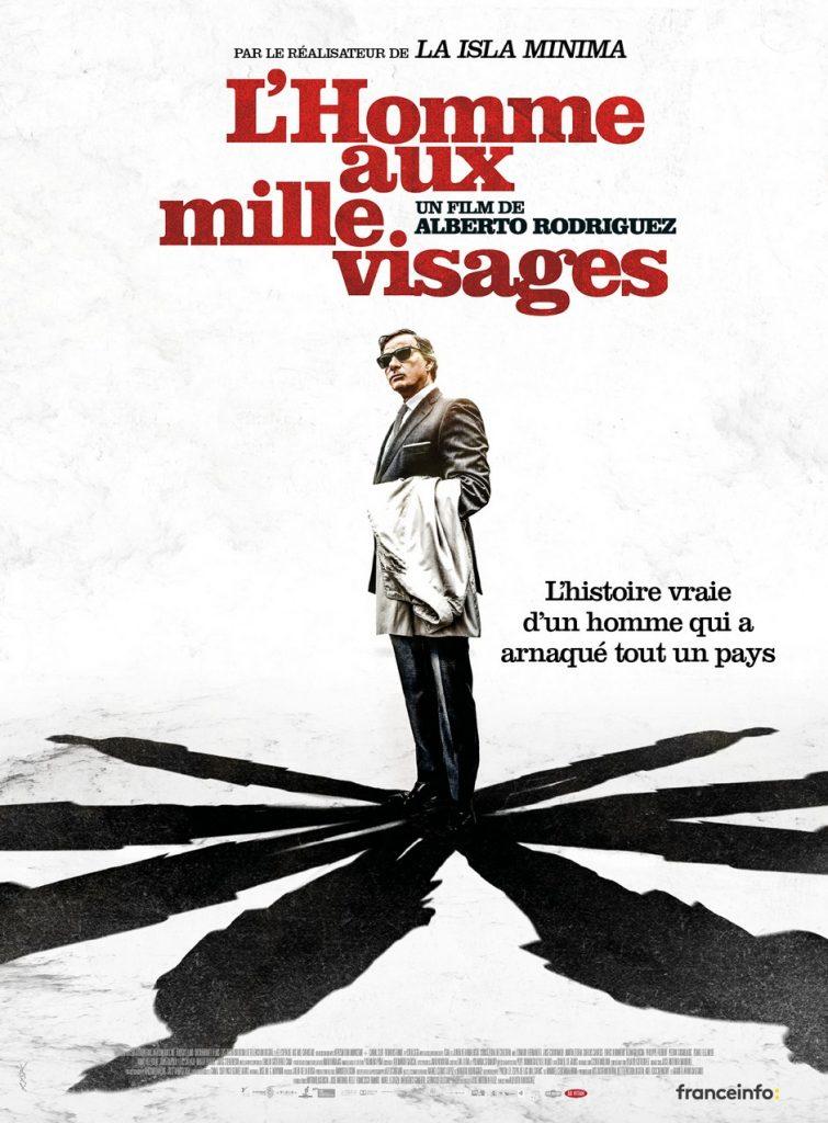 [Concours] L'Homme aux Mille Visages : 5x2 places de cinéma à gagner !