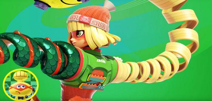 Lors du Nintendo direct d'aujourd'hui, 13 avril 2017, Big N nous annonce la sortie prochaine de leur titre de baston, Arms.