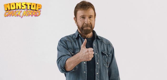 Chuck Norris décide de sortir son propre jeu mobile !