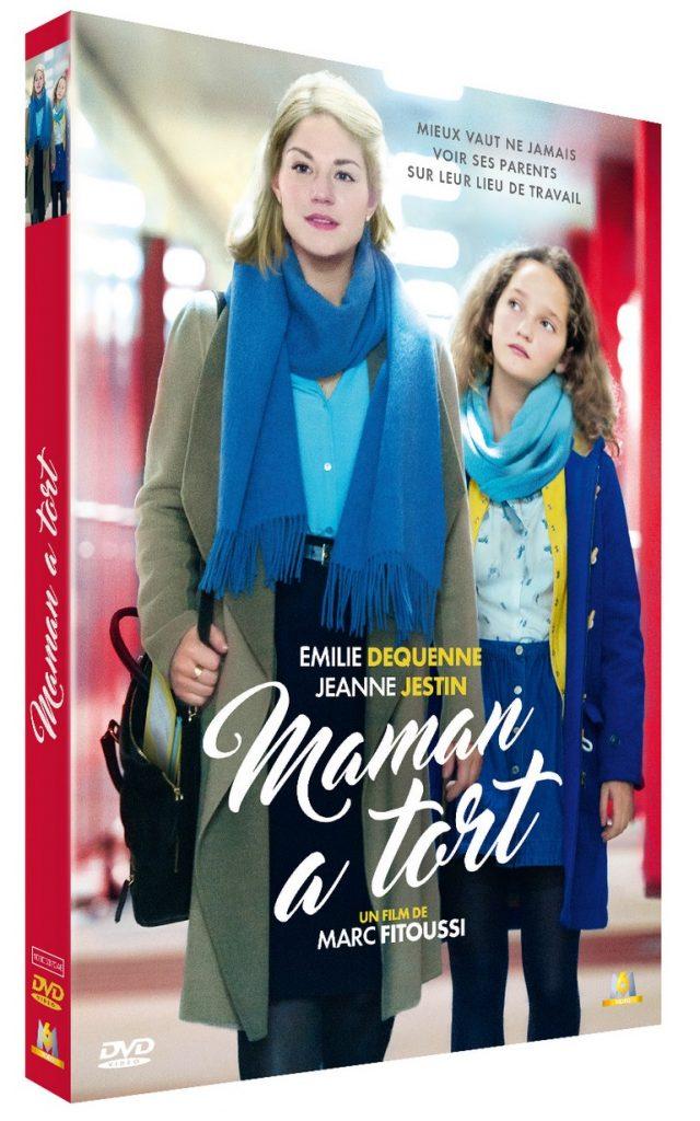 [Concours] Maman A Tort 3 DVD à gagner !_3D-DVD Maman a Tort