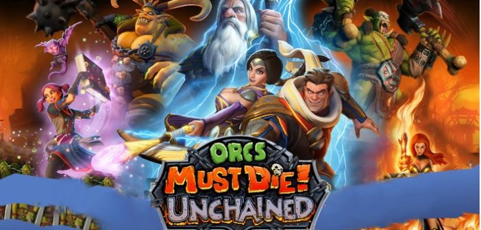 [Concours] Orcs Must Die! Unchained 100 clés de boost à gagner !