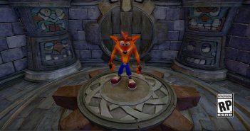 L'éditeur Activision nous propose fièrement des images de gameplay pour leur prochaine compilation, Crash Bandicoot N Sane Trilogy...