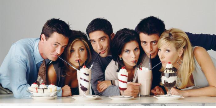 Friends : et si la sitcom devenait une comédie musicale ?