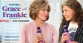 Grace and Frankie obtient sa saison 4 et une Friends s'invite !