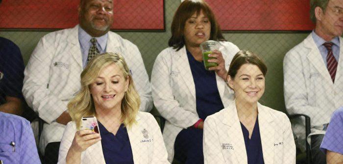 Grey's Anatomy saison 13 episode 19