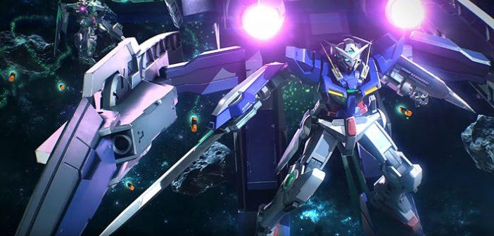 Avec une saga lancée sur consoles il y a une quinzaine d'années, Bandai Namco donne un coup de polish à leur prochain soft, Gundam Versus.