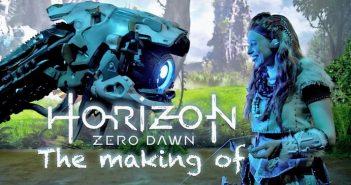 Horizon Zero Dawn, un superbe documentaire sur la création du jeu