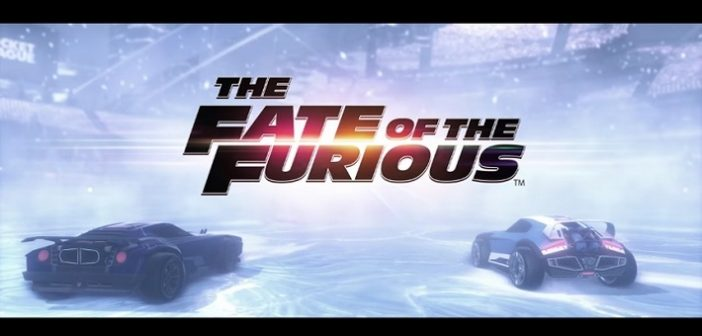Le DLC Fast and Furious 8 débarque dans Rocket League !