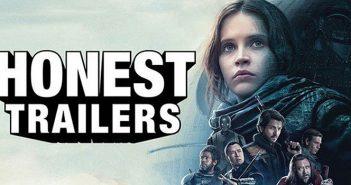 Le nouveau Honest Trailers se fait Star Wars : Rogue One !