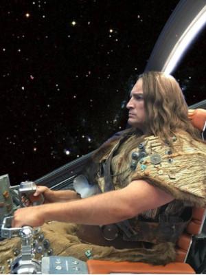 Les Gardiens de la Galaxie 2 : Nathan Fillion en Conan dans une scène coupée