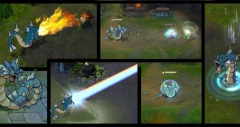 Leviator arrive dans la faille de League of Legends_®L'Info Tout Court