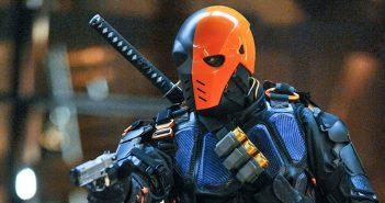 Manu Bennett revêtira le masque de Deathstroke mais pas chez Arrow !