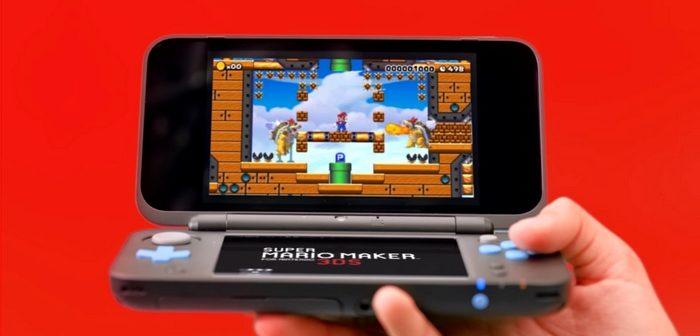 Nintendo nous dévoile la New Nintendo 2DS XL : une nouvelle version de sa console portable