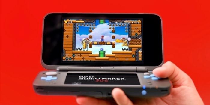 Nintendo nous dévoile la New 2DS XL : une nouvelle version de sa console portable