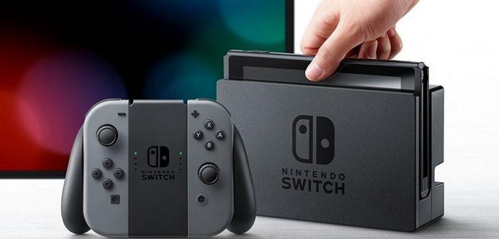 Nintendo Switch, un record de vente impressionnant en un mois