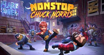À l'instar du célèbre acteur figurant dans ce titre, Nonstop Chuck Norris met les pieds où il veut, et c'est souvent dans la gueule des ventes !