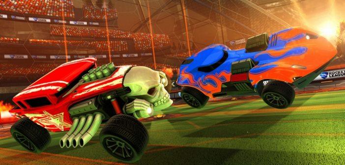 Rocket League vient de réaliser un record impressionnant !