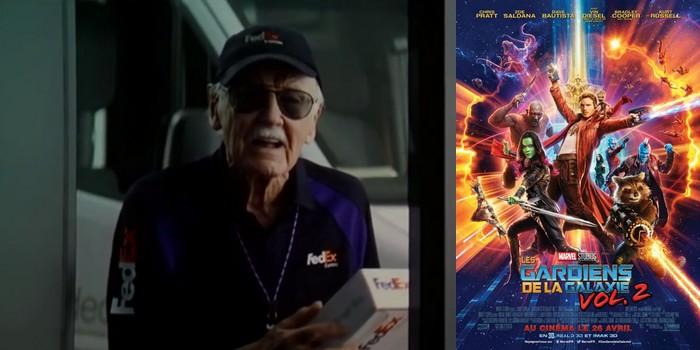 Les Gardiens de la Galaxie Vol.2: quel caméo pour Stan Lee