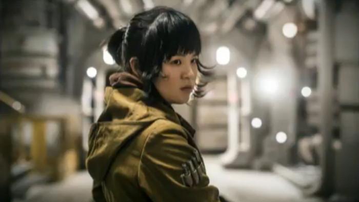 Star Wars Les Derniers Jedi : un nouveau personnage fait son apparition