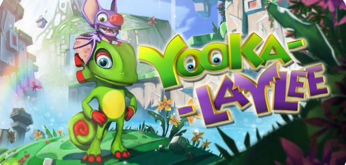 [Test] Yooka-Laylee, un bon bol d'air frais et de nostalgie