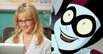 The Big Bang Theory une actrice va donner de la voix à Harley Quinn