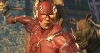 Flash fait son entrée dans Injustice 2, en vidéo !