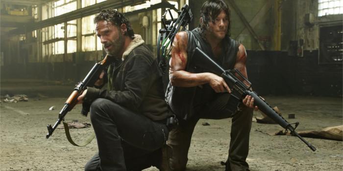 The Walking Dead : malgré les audiences décevantes, la série domine les autres