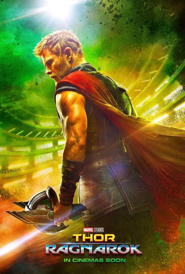 Thor Ragnarok : une première bande-annonce décoiffante est arrivée !