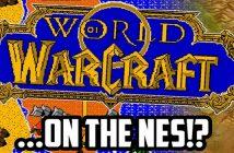 World of Warcraft, découvrez une version NES incroyablement réussie !