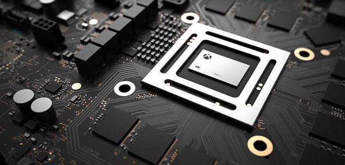 Le projet Xbox Scorpio lancé depuis plus d'un an maintenant nous dévoile enfin ses entrailles. Voici donc les organes du monstre :