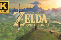 Zelda Breath of the Wild, découvrez l'astuce pour jouer en 4K