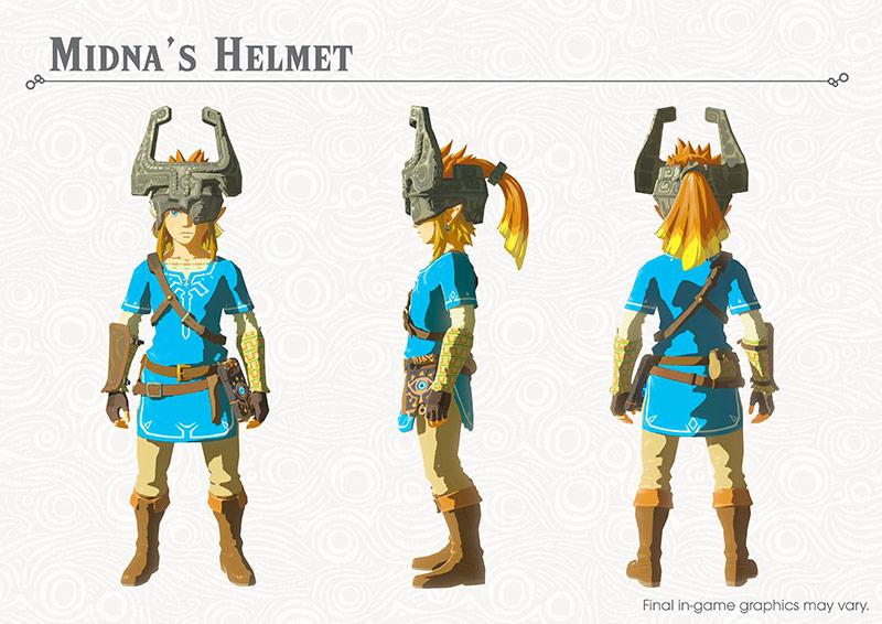 Nintendo détaille les premiers DLC de Zelda: Breath Of The Wild