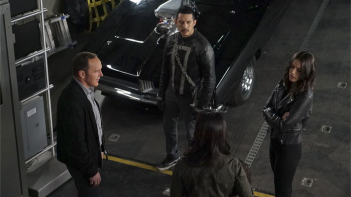 Agents of SHIELD : un trailer et des images dignes de La Cavalerie pour le final de la saison 4