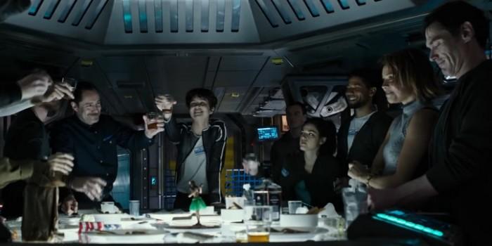 Alien : Covenant prend la tête du box-office US sans briller