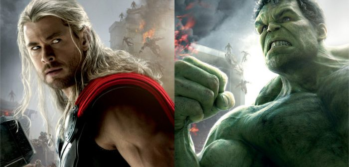 Avengers Infinity War : Hulk et Thor aperçus à Edimbourg